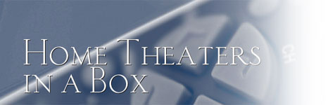 Home Theater: Transforming home entertainment...
